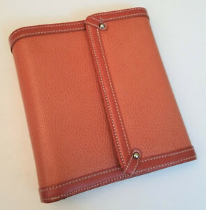 Franklin Covey Compact Leather Planner Binder 1 25 Rings