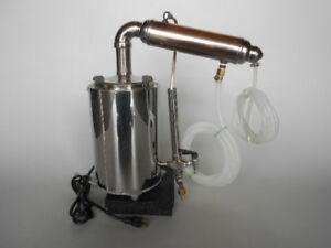 Used Barnstead Portable Classic Water Distillation System A1007