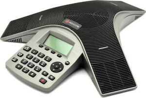 Polycom Soundstation Duo Voip Conference Phone 2200 19000 001 A stock