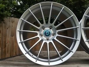 19 Hre Ff15 5x114 3 Wheels Mustang Supra Volk Rays Jdm Forged