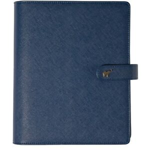 Lucy Celebrates Intentional Planner Daily Planner Navy A5 Filofax Type New