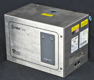 Pacific Scientific Met One R8801 Lab Remote Airborne Laser Particle Counter 2
