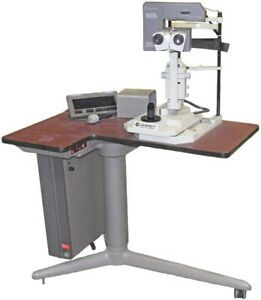 Coherent 7970 Yag Surgical Ophthalmic optometry Slit Lamp Laser Table Parts