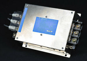 Tokin Lf 3500 Industrial Electrical 3ac 50a 250v Noise Filter Module Unit