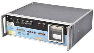 Spectracom 8164 Frequency Comparator Nbs Receiver Wwvb Disciplined Oscillator