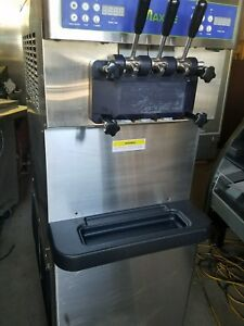 Maxice Soft Serve Ice Cream Freezer Model M 320t 220 Volts Used And Super Clean