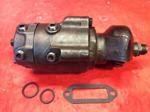Ford Tractor Hydraulic Pump Rebuilt Naa 600 800 601 701 801 901 2000 4000