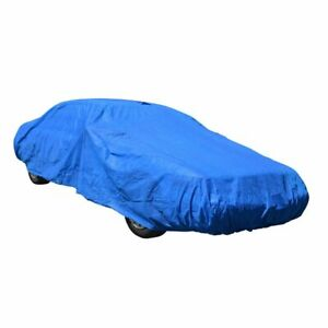 Single Layer Universal Car Cover Small For Models Up To 160 Inches New