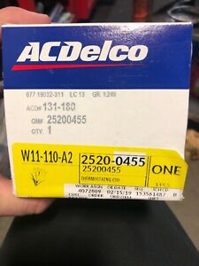 25200455 55593034 131 180 A C Delco Gm Oem Thermostat Housing 1 4l