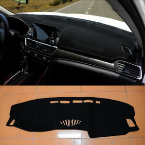 Dashmat Dash Mat Cover Dashboard Car Interior Pad Fit For Honda Accord 2018 2020