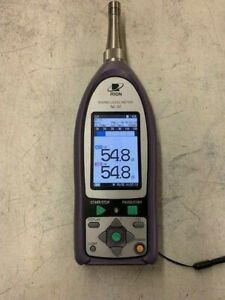 Rion Nl 52 Sound Level Meter