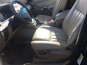 2013 Volvo Xc90 Front Second Third Row Seats Used