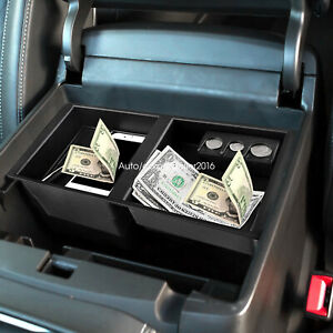 Center Console Organizer Tray Front Floor Insert Replacement For Select