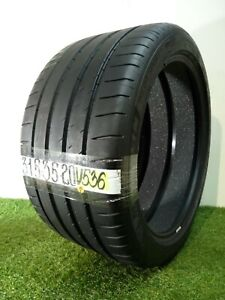315 35 20 110y Used Tire Michelin Pilot Sport 4 89 V536