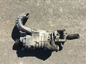 2002 2006 Mini Cooper S R52 R53 Supercharger Assembly