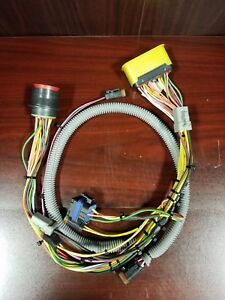 New Genuine Agco challenger massey Tractor Wire Harness_501707d2