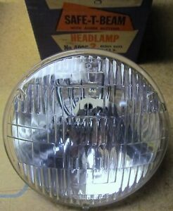 4002 4005 Sealed Beam Lamp Bulb Par46 5 75 50w 12v Westinghouse Heavy Duty