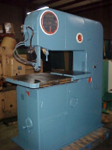 1961 Doall 3613 1 Vertical Band Saw 3198