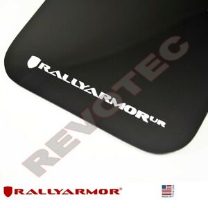 Rally Armor Mud Flaps For Subaru 2019 Forester W White Logo