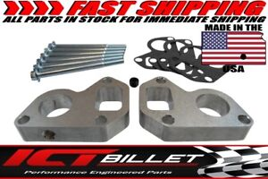 Ls Ls1 Billet 3 4 Water Pump Spacer Kit