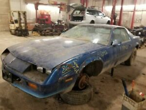 Rear Axle Assembly 3 42 Open Drum Rear Brakes Fits 82 92 Camaro 424779