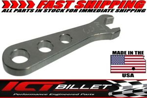 Billet Aluminum 3an Wrench 3 An 1 2 Fitting Line Wrench 451