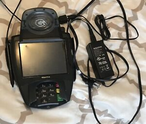 Equinox L5300 Credit Card Reader Chip Compatible And Power Cord