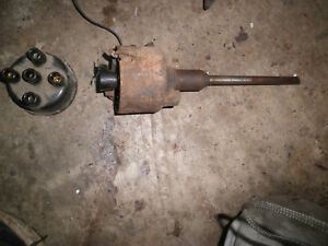 Willys Overland Jeep Truck F Head 134 4 Cyl Distributer Autolite 1952