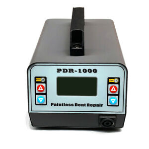 1000w Induction Pdr Heater Machine Hot Box Car Paintless Dent Repair Tool 110v