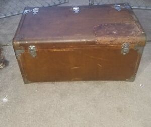 Packard Automotive Touring Trunk Early 1900s