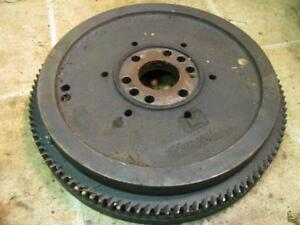 Oliver 77 Tractor Gas Engine Flywheel With Starter Ring Gear