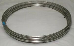 1 4 Od X 100 Feet X 0 02 Wall Thickness 316 Stainless Steel Tubing Coil