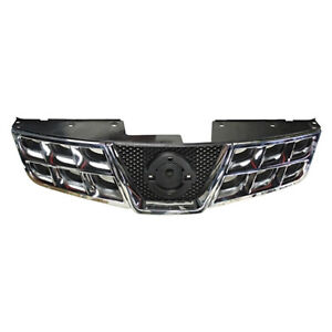 Ni1200249 New Grille Fits 2011 2013 Nissan Rogue
