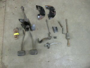 Ford Rat Rod 53 541955 56 57 58 59 Manual Transmission Pedals Linkages