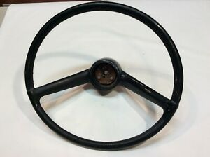 1950 s Dodge Mopar Truck Car Steering Wheel Original Vintage rare