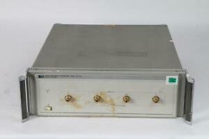 Hp 8511a Frequency Converter 45 Mhz 26 5 Ghz Option 001