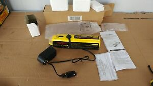 New Portable Battery Jumper Jump Start Heavy Duty Car Truck Boat Rv With Extras