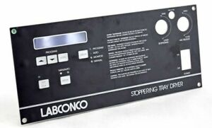 Labconco Stoppering Tray Dryer Freeze Dry Digital Control Board Assembly