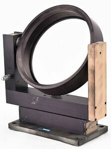 Ardel Kinematic 7 3 4 Lab Bench Mountable Gimbal Optical Optic Mirror Mount