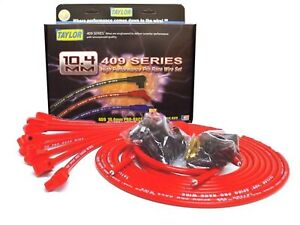 Taylor Cable 79251 409 Spiro Pro 10 4mm Ignition Wire Set