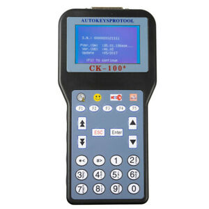 Ck100 V46 02 With 1024 Tokens Auto Key Programmer Support Toyota G Chip