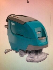 Tennant T5 Walk Behind Remanufactured Floor Scrubber Free Shipping 32 Disk