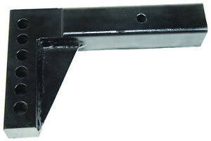 Husky Towing 32459 Weight Distribution Hitch Shank Black