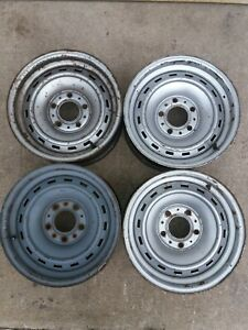 Chevrolet Truck Rally Wheels 15 Inch 5 Stud Pickup 1971 1987