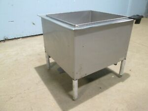 selmix Revere H d Commercial 9 Circuits Under Counter Ss Cold Plate Ice Bin