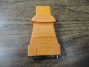 Equus Innova Jeep 05 0006 Adapter Works W 3120 3140 Obd I Obd Ii Scan Tool