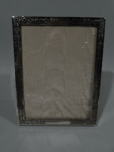 Kerr Frame 4212 E13 Picture Photo Antique American Sterling Silver