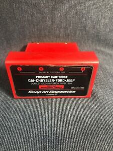 Snap on Primary Cartridge Mt25001098 Gm Chrysler Ford Jeep Thru 1998 Domestic