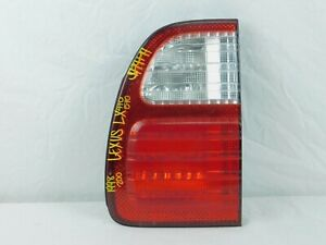 1998 2000 2002 2004 2005 Lexus Lx470 Lx570 Right Inner Trunk Tail Light Oem Used