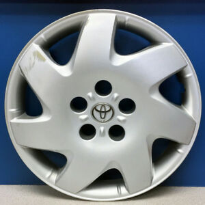 One 2002 2006 Toyota Camry 61114 16 Hubcap Wheel Cover Oem 42621aa100